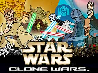 Las Guerras Clon, que grandes son