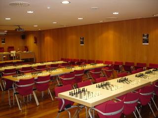 I Torneo Xadrez Santiago de Compostela